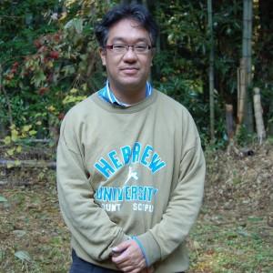 University professor Dr. A. Kusumi who took me to Niigata from Hirosaki city in Aomori Prefecture