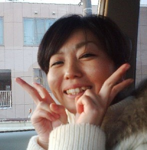 Hitomi, (single, 27 years old) who took me back home