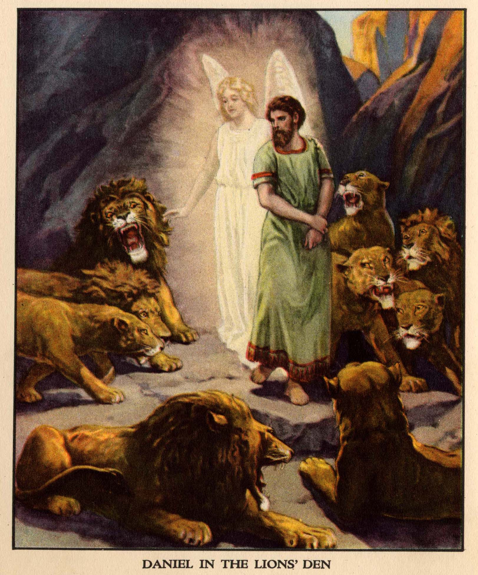 The Book of Daniel interprets the Book of Revelation