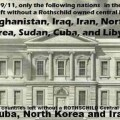 Nations remaining without a Rothschild central bank
