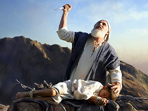 Did God really tell Abraham to sacrifice Isaac?