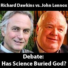 John Lennox Vs. Richard Dawkins Debate