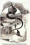 The Serpent around the Capitol of Washington