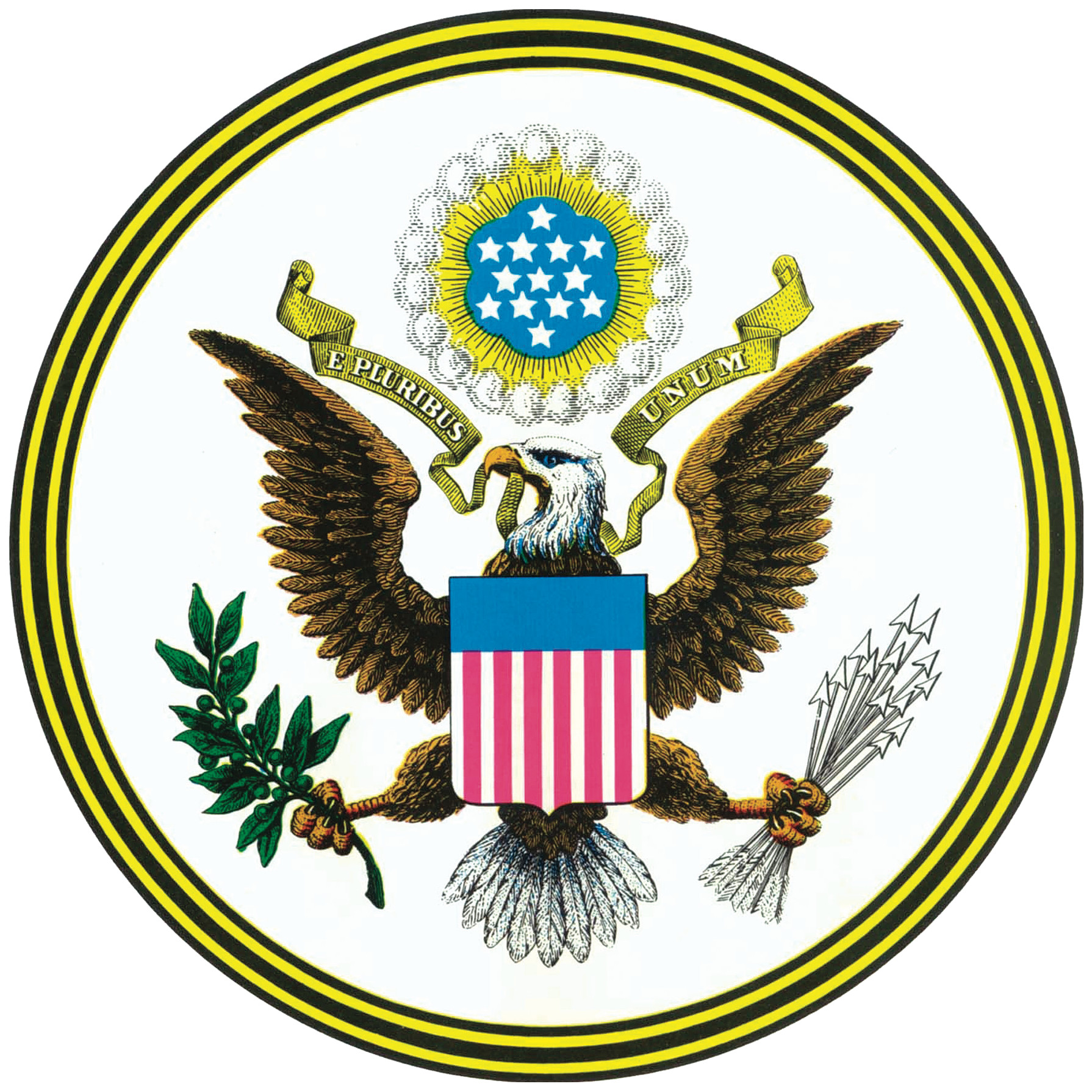 The hidden symbolism of the Great Seal of the United States