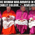 """And the Woman Was Arrayed in Purple and Scarlet Colour…"" – Revelation 17:4"